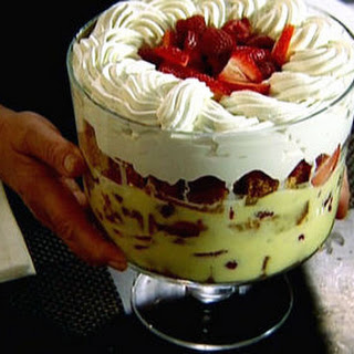 Red Berry Trifle