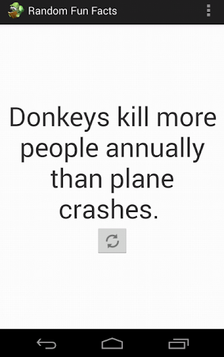 Random Fun Facts