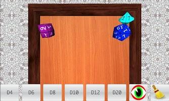 Screenshot of Real Dice Roll (Free)