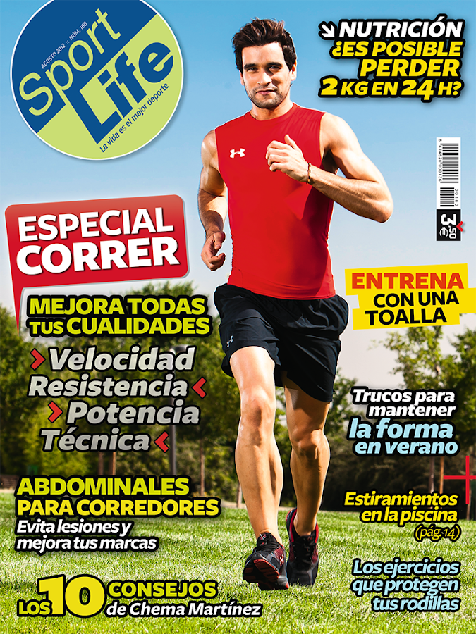 Revista Sport Life- screenshot