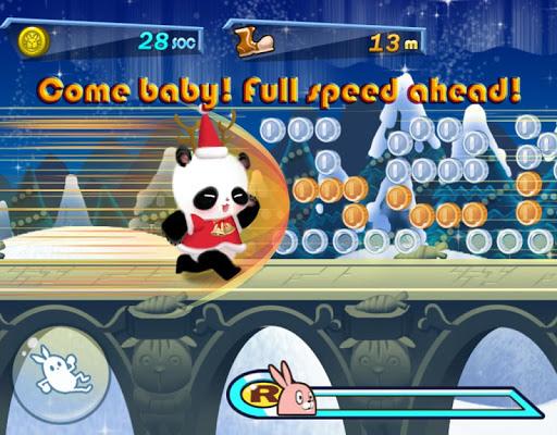 聖誕熊貓運行
