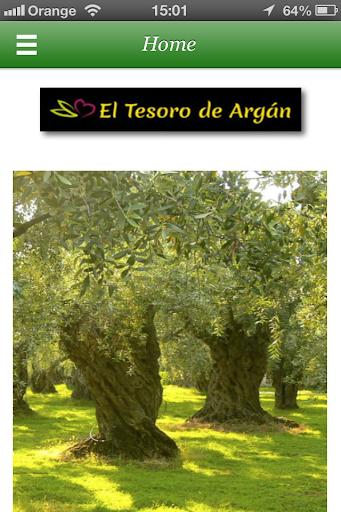 El Tesoro de Argán