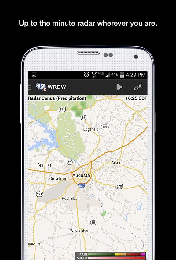 WRDW News 12- screenshot