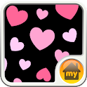 Pinky Heart Theme icon