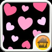 Pinky Heart Theme