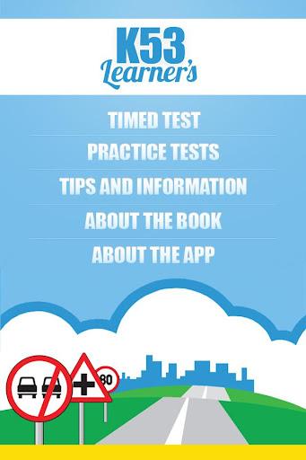 K53 Test: Learner's Licence