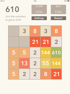 2048 - Play it now at Coolmath-Games.com