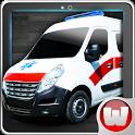 Simulator Ambulance icon