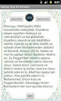 Screenshot of Namaz Dua Ve Sureler(Sesli)