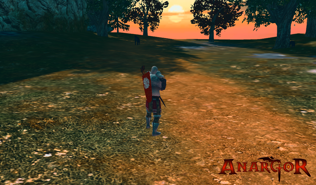 Anargor - 3D RPG FREE- screenshot