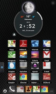 DCikonZ Carbon TSF Theme- screenshot thumbnail