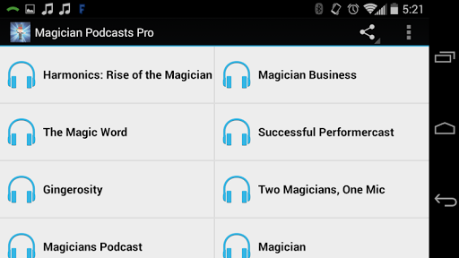 Magician Podcasts Free