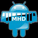MHDroid Public Transport icon