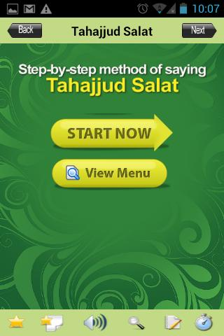Tahajjud Salat- screenshot
