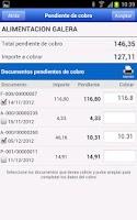 Screenshot of Más Ventas