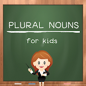 Plural Nouns For Kids