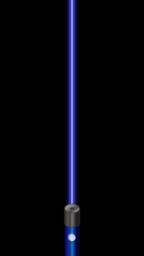 移动彩色激光