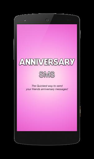 Anniversary SMS