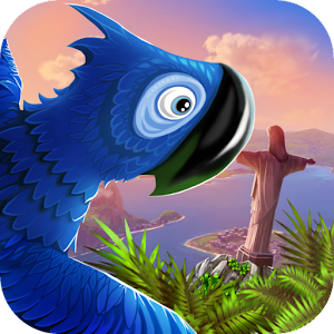 Escape From Rio - Blue Birds 冒險 LOGO-阿達玩APP