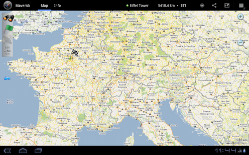 Maverick: GPS Navigation Screenshot 7