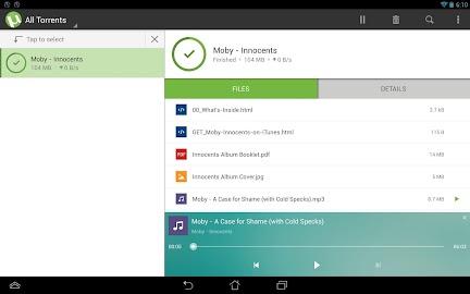 µTorrent®- Torrent Downloader Screenshot 2