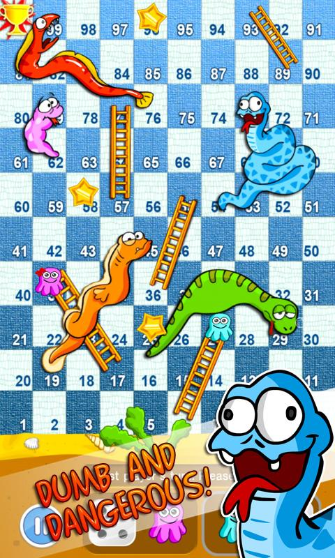 Snakes & Ladders Aquarium FREE - Android Apps on Google Play