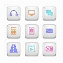 [아이콘팩] 심플화이트 logo