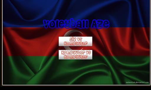 Voleyball Azeri