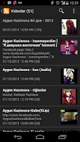Screenshot of Aygün Kazımova