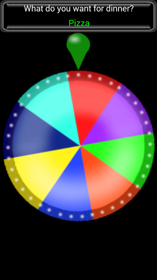 spin wheel game online free