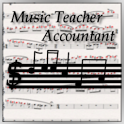Music Teacher Accountant icon