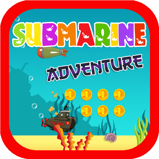 Submarine's Adventure LOGO-APP點子