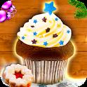 Muffins & Cupcakes Weihnachten icon