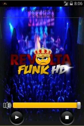 Revolta Funk HD