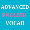Advanced English Vocab icon