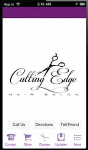 Cutting Edge Hair Salon : Cutting Edge Hair Salon - Android Apps on Google Play