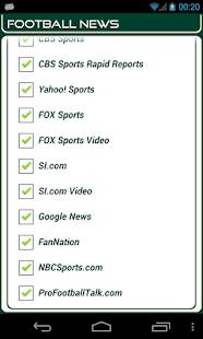 New York J. Football News - screenshot thumbnail