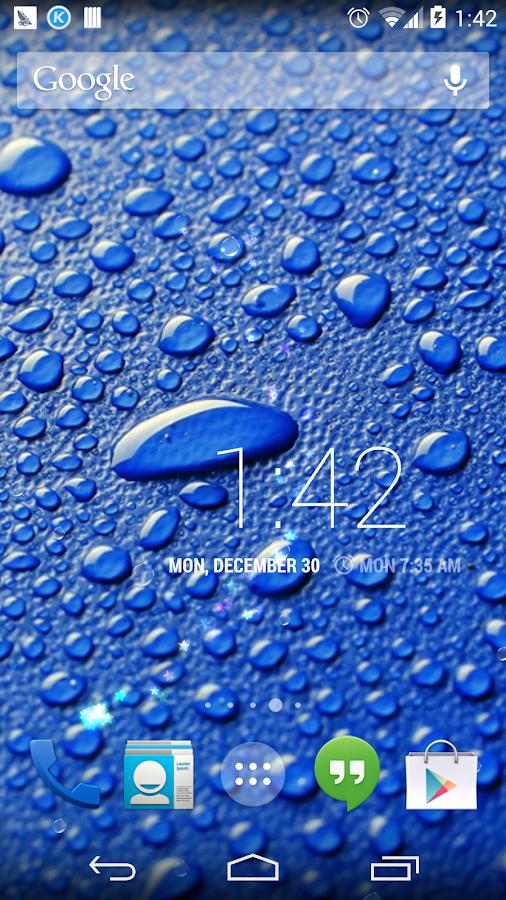water live wallpaper simulates - photo #9
