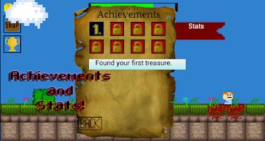Screenshot of Endless Treasure