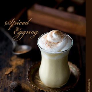 Spiced Eggnog