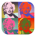 Warhol Photo Effect icon