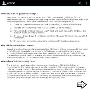 Learn CPR! 醫療 App-癮科技App