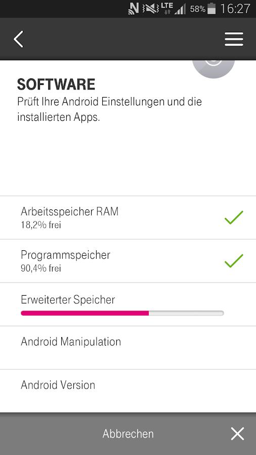 Smartphone Hilfe - screenshot