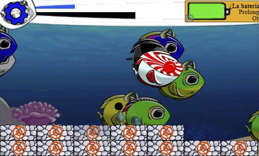 Color Fish atrapa a los peces