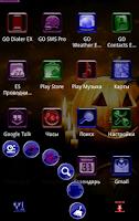 Screenshot of Next Launcher Halloween2 Theme