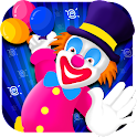 Super Flying Clowns Free Game logo