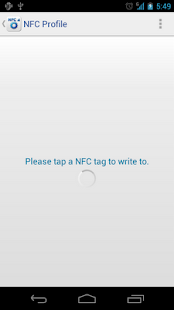 NFC Profile- screenshot thumbnail