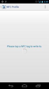 NFC Profile - screenshot thumbnail