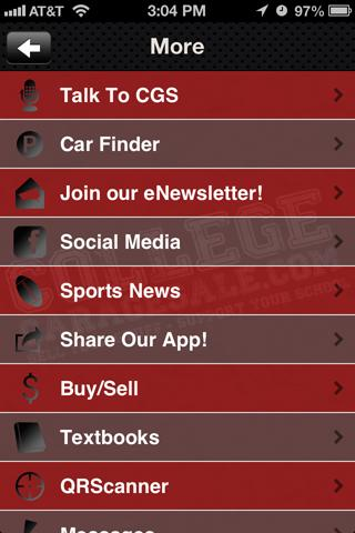 College Garage Sale- screenshot