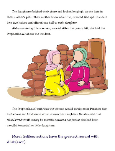 Inspirational Islamic Stories6